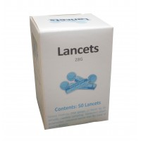 Lancets for Blood Glucose Monitoring System - 50 Pcs